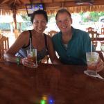 Us at bar