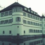 Vista del castillo del agua - Wasserschloss