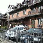 Foto de Hotel Zubrowka