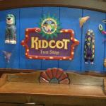 KidCot - These are in each country and kids can get their passports stamped here.