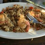Chaufas (Peruvian - cantonese fried rice)