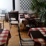zona desayuno, patio cubierto