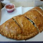 My Ultimate Calzone.