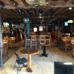 View from the stage... Live music every Friday, Saturday, Sunday!