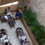 Portal de San Diego Hotel - breakfast area