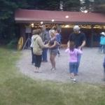 Square Dancin' at the Outdoor Cookout