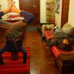 Foto de Aventura Backpackers Lodge