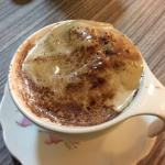 Divine handmade cappuccino .... Must have!!!!