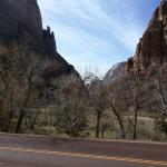 Zion National Park with GC Tours