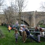 Probably the best beer garden in Derbyshire (if not England)!