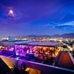 SKYBAR Graz  auf 467m dem Himmel ganz nah