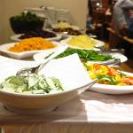 verschiedene Catering Angebote