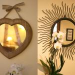 décoration miroirs chambres
