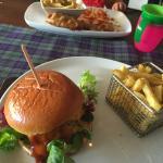 Bruichladdich Octomore burger