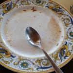 piatti rotti
