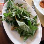 insalata orribile piena di spine