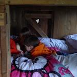 the cupboard bed ideal for kiddies