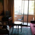Aparta Hotel Tobalaba Foto