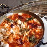 Turkish ravioli