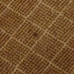 Lots of holes in carpet, very worn. Leave socks on!