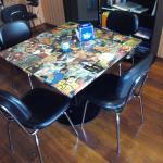 Nuestras mesas Collage