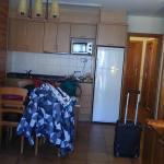 Salon comedor del apartamento