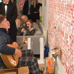 Bob and Roberta Smith at Plymouth Arts Centre