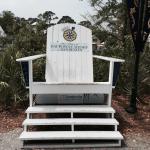 Large Beach Chair.