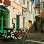 La Gritta Bordigotta  - dehors / terrasse