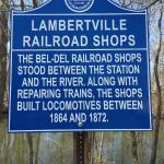 Delaware Canal Train