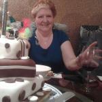 Wonderful birthday celebrations at The Cathay gardens Southport Merseyside UK