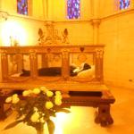 La chase de ST Bernadette à 100 m