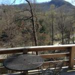 Chestnut Cabin Deck