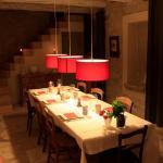 La salle à manger et le charme de sa déco
