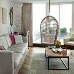 Garden Suite - Living Area
