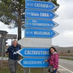 On the Road to Valledolmo