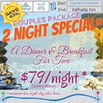 Special Deal for Couples until April 30, 2015