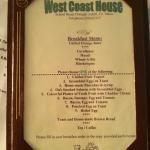 Foto de West Coast House Bed & Breakfast