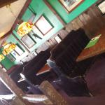 Booth #20 & #21 people have captured ghostly images at Smalley's Inn and Restaurant