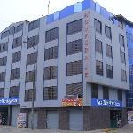 Hotel Las Tres Regiones