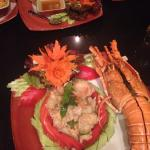 Green Curry Lobster