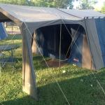 ELQ on-site tents