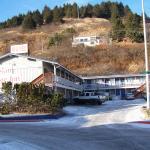 Frigid day in Kodiak