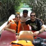 Boat ride with tour guide
