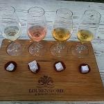 Turkish Delight and wine pairing