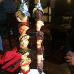Food on swords!