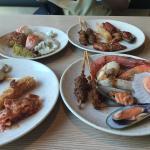 Foto de Sakura International Buffet Restaurant