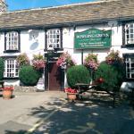 a proper quaint country pub