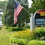Easy walk to the Ephraim Harbor
