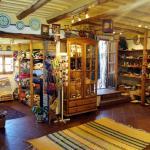 Tienda del taller de Jarapas